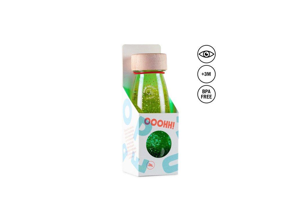 i3 lahev zelena 250ml 2 pik