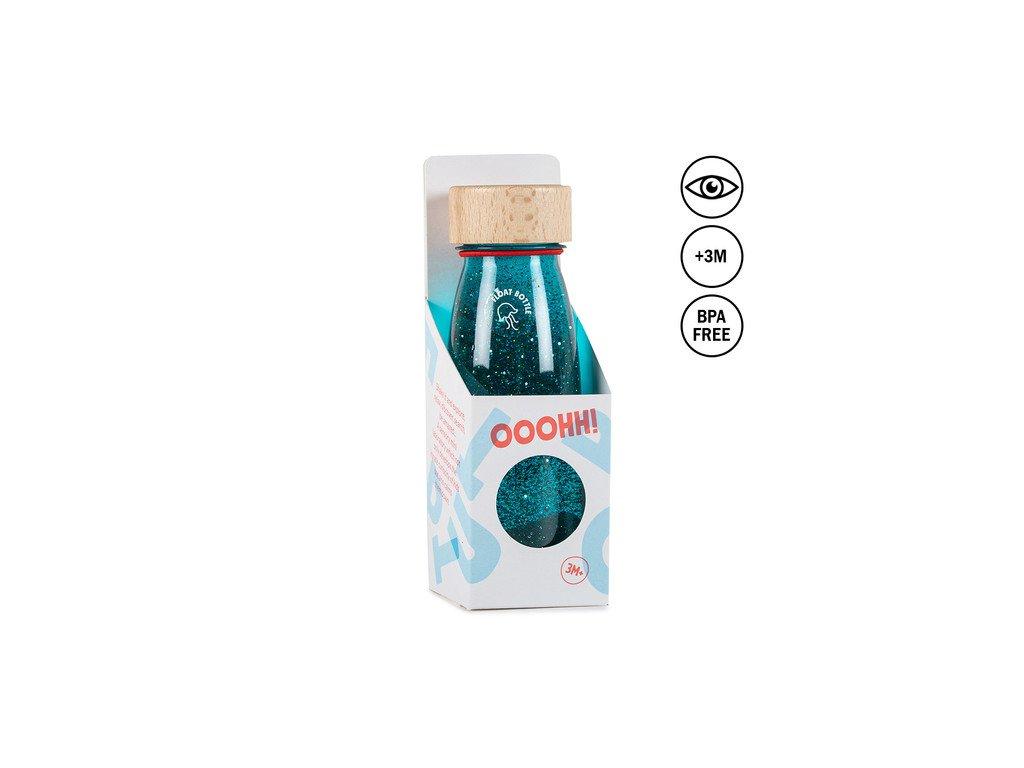 i3 lahev tyrkysova 250ml 2 pik