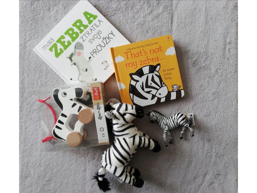 Story Box Zebra
