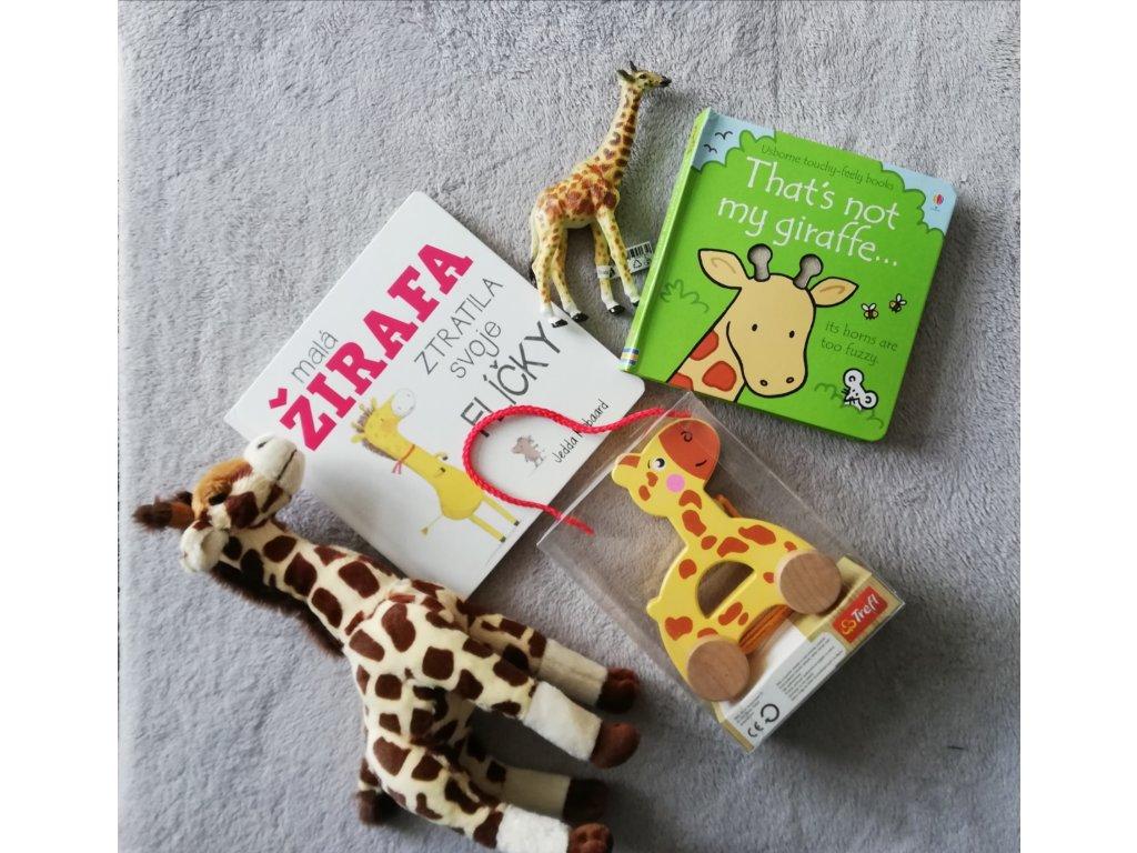 Story Box Žirafa