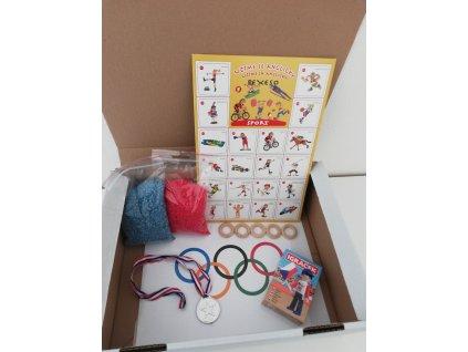 Senzorický box Olympiáda